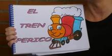 El tren Perico. Educación en Valores