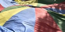 Miniolimpiadas en Infantil.