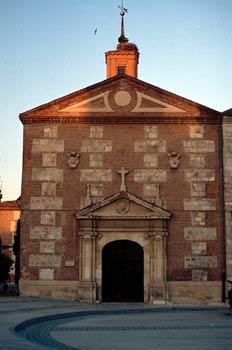 Capilla del Oidor, Alcalá de Henares, Comunidad de Madrid