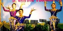 Bailarinas thai, Tailandia