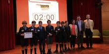 Fase final del III Concurso de Oratoria en Primaria de la Comunidad de Madrid 18