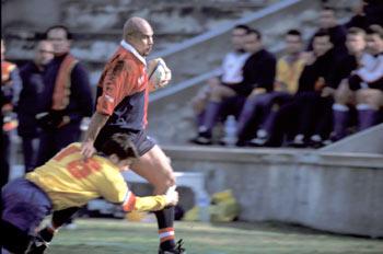 Placaje de rugby