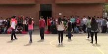 Actuaciones de 6º Educación Física 2014/15 (VI)