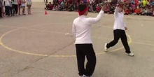 Actuaciones de 6º Educación Física 2014/15 (I)
