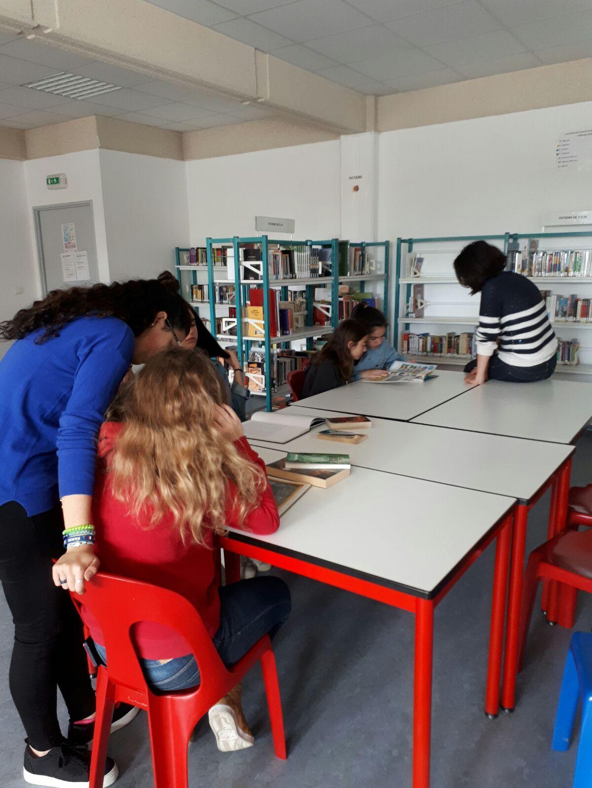 Intercambio Collège les Remparts. Abril 2017 5