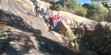 2017_10_23_Sexto hace senderismo y escalada en la Pedriza 7