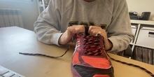 Cabuyería en casa: Nudo de zapatillas clásico