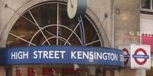 High Street Kensington Station, Londres