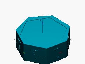Septagon (Stacking Polygon Tower)