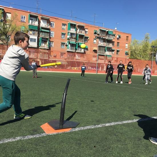 MAÑANAS ACTIVAS. Polideportivo San Vicente de Paul. 13