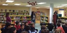 5ºA Visita la Biblioteca Municipal_CEIP FDLR_Las Rozas_2019-2020 3