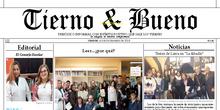 Periódico del Tierno Galván. Número III de diciembre de 2016