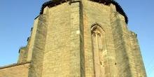 Cabecera de la Iglesia de San Pedro de Lizarra, Estella, Navarra