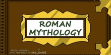 1º ESO/ROMAN MYTHOLOGY ANIMATED