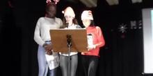 """Presentación y lectura de fragmentos de """"Canción de Navidad"""" de Dickens"""