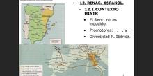 12. El Renacimiento en España