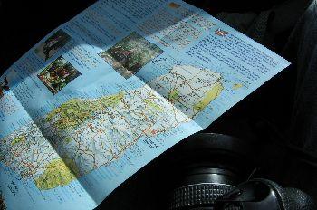 Mapa, Canarias
