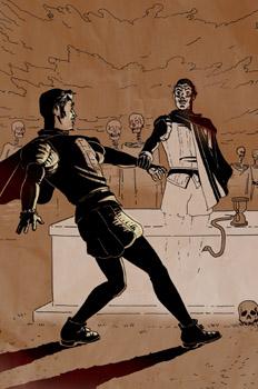 Celebración de la muerte de Don Juan Tenorio