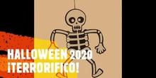 Vídeo de Halloween 2020 en el CPEE Peñalara