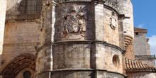 ábside de la Catedral de Burgo de Osma, Soria, Castilla y León
