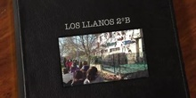 Proyecto Intergeneracional Los Llanos 2ºB (noviembre 2015)