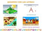 ¡Jugamos con las letras!