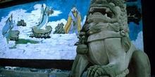 Escultura y pintura china