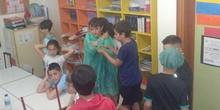 Cuarto A y B celebra el Día de la Familia con sorpresas..._CEIP FDLR_Las Rozas 5