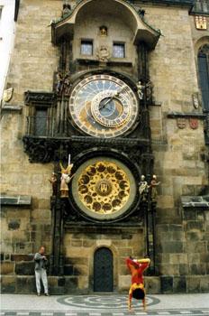 Reloj  del Ayuntamiento, Praga, República Checa