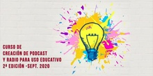 Introducción del Bloque 2 - Creación de podcast en el ámbito educativo