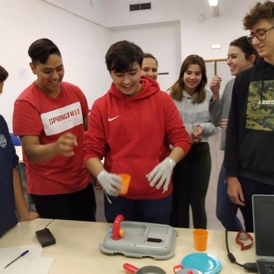 2019-11-29 visita alumnos 1º bto semana de la ciencia 5