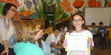 Entrega de diplomas Alumnos Ayudantes 13
