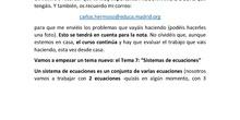 CUARTA Y QUINTA ENTREGA TRABAJO 3 ESO MATEMÁTICAS ACADÉMICAS CARLOS MATEO ALEMÁN
