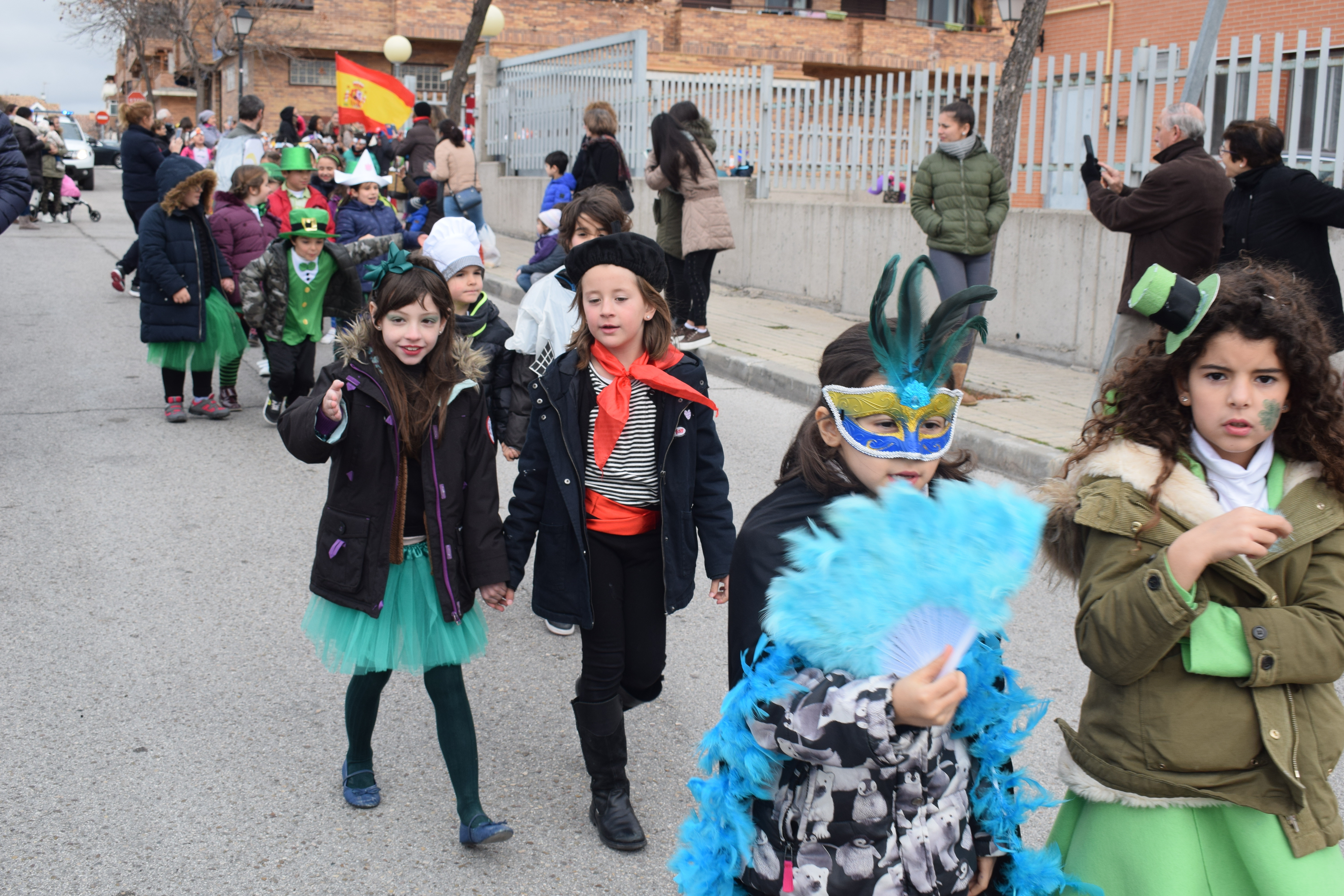 Pasacalles Carnaval 2018  6 13