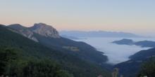 El mar de la montaña