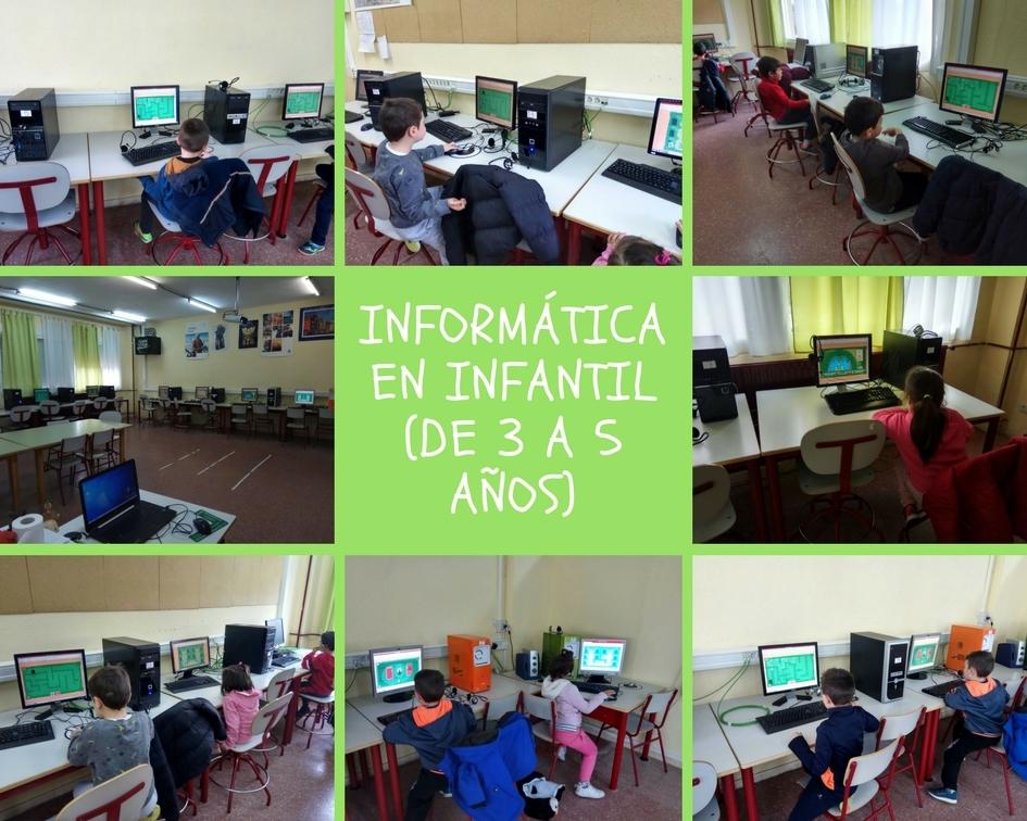 INFORMÁTICA EN EDUCACIÓN INFANTIL