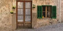Casa típica mallorquina, Valldemosa, Mallorca