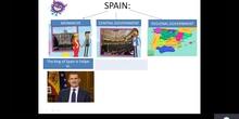 ORGANIZATION OF SPAIN
