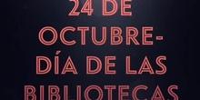 Reseña 24 de octubre - Día de las bibliotecas