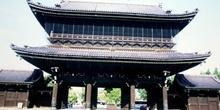 Entrada al Templo Heian, Kioto