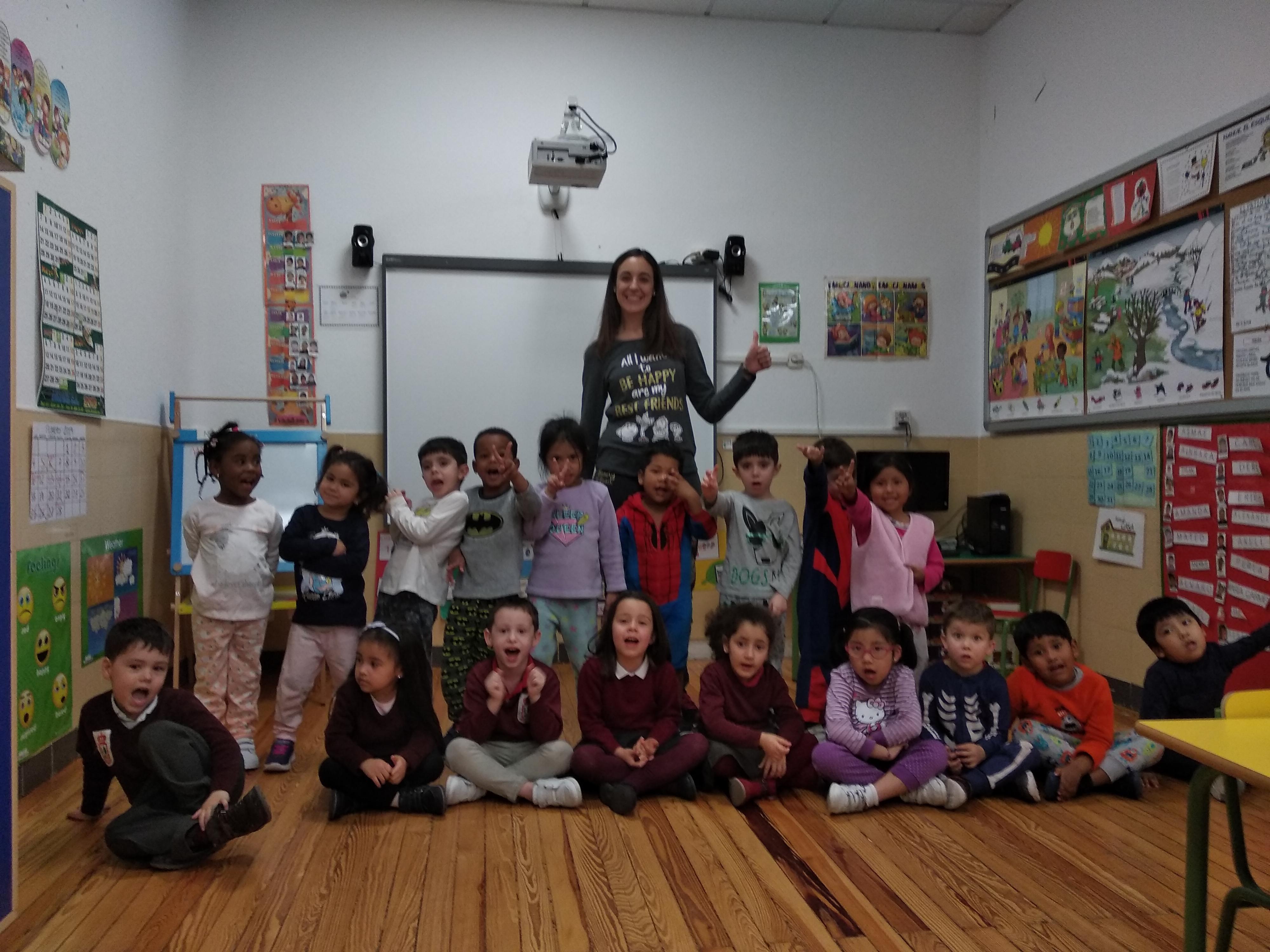 Carnaval Educación Infantil 2019