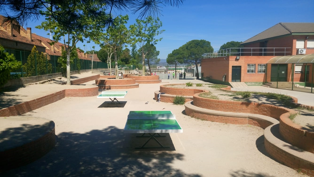 CEIP Fernando de los Ríos_Instalaciones_Patios_2018-2019 5