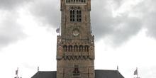Torre del Campanario Belfry, Brujas, Bélgica