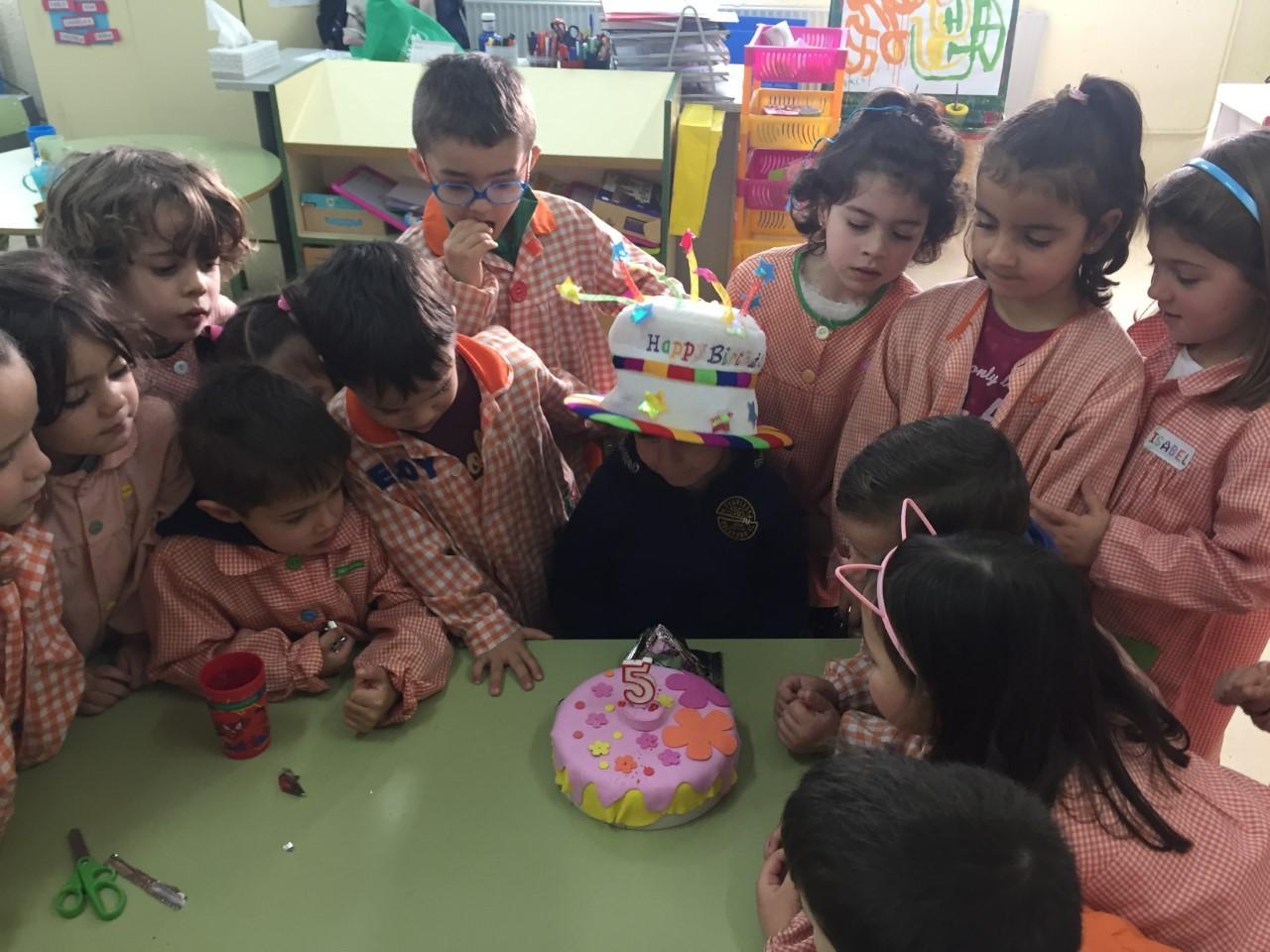Cumpleaños Daniel 4