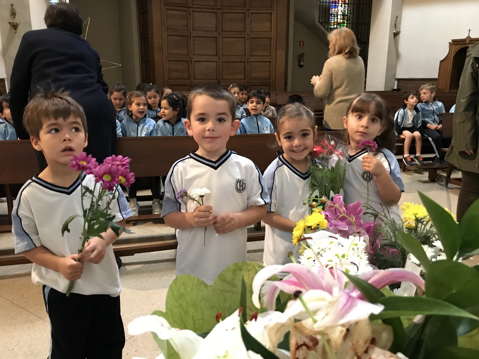 Flores a María - Educación Infantil 2 2