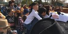 6º disfrutando del Carnaval: El Rodeo de Texas. 2
