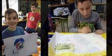 Resumen actividades grupos 1º ESO PEAC Beatriz Galindo