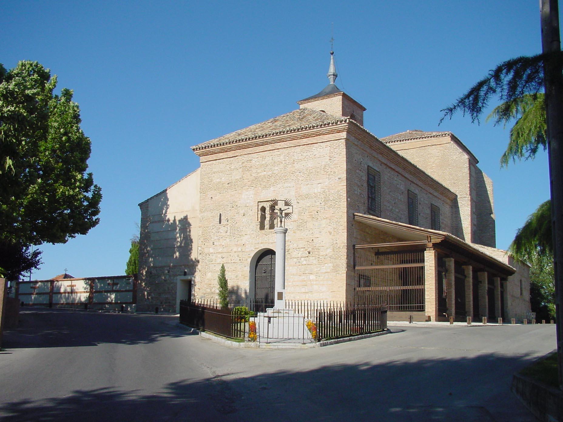 Iglesia en Griñón