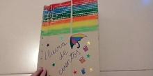 Libro cartonero Lluvia de cuentos
