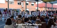 Navidad-Actuación 3º de Primaria